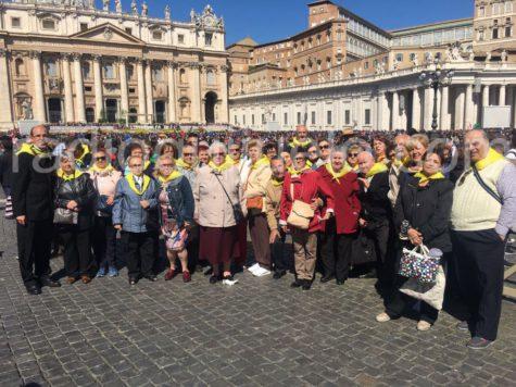 Guijuelenses en Roma