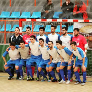 Alhambra Tercera División. Foto Alhambra