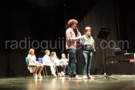 Audiciones de la Escuela de Música