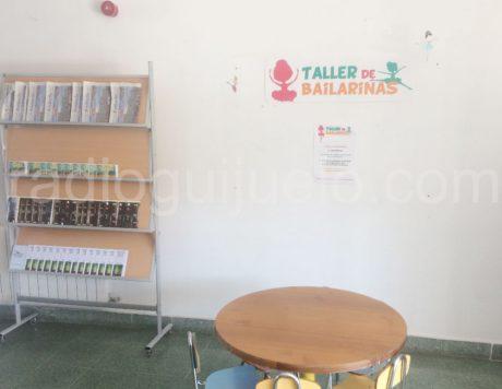 Taller de Bailarinas en el Centro Cultural
