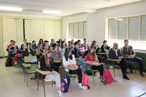 Alumnos IES Vía de la Plata
