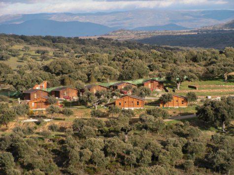 Camping El Guijo. Foto guijodeavila.com