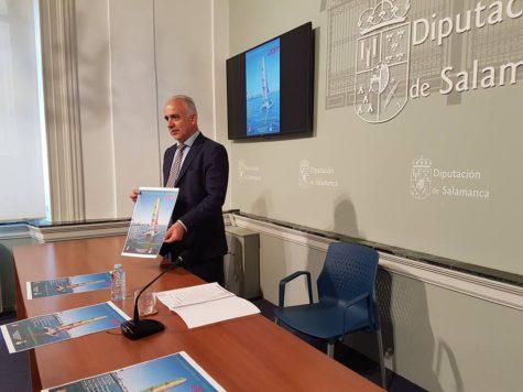 Presentación de los Campamentos de Verano de la Diputación. Foto Diputación de Salamanca