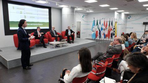 Presentación de los resultados del informe PISA. Foto Junta CyL