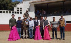 Aniversario de la Asociación Taurina de Guijuelo. Foto: Archivo.