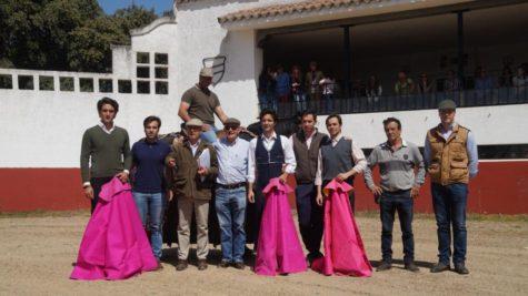 Aniversario de la Asociación Taurina de Guijuelo