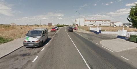 Calle Filiberto Villalobos. Foto Google Maps