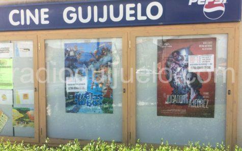 Cartelera cine Guijuelo