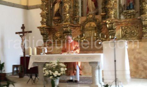El sacerdote Gregorio Ramos