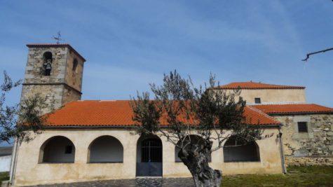 Iglesia Parroquial de Montejo. Foto el bicierrante