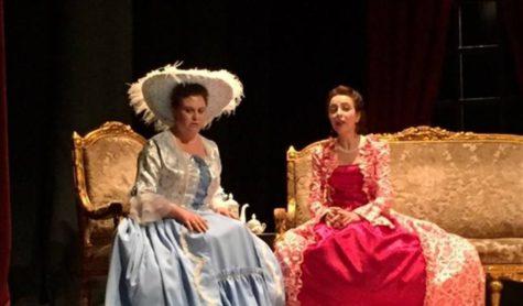 Las Amistades Peligrosas a cargo de Teatro Arcón de Olid. Foto tribunavalladolid.