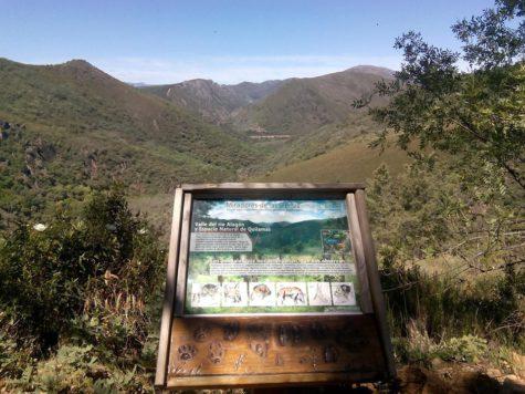 Ruta de los Miradores de la Sierra. Foto Masqueandar