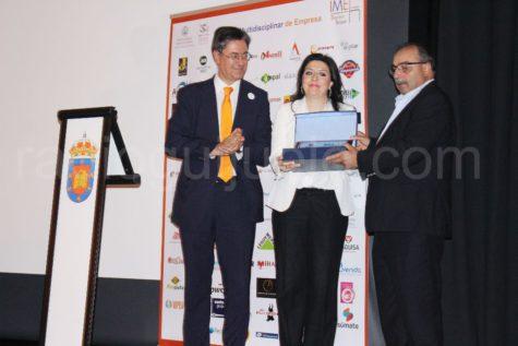 Revisan recibe el premio Empresa del IME