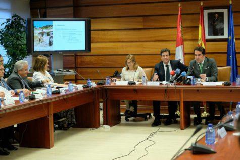 Plan de Empleo Forestal. Foto Junta CyL