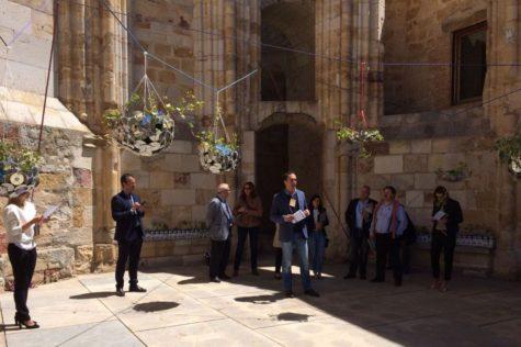 Dario Sánchez en la segunda edición de los Encuentrso Economía Circular Comisión Europea en Zamora