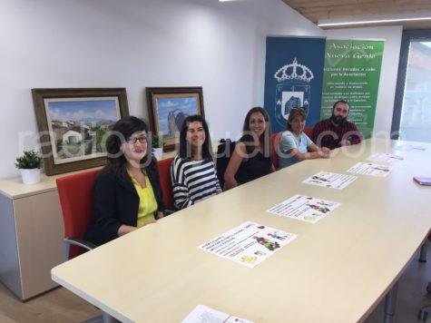 Presentación del taller de hábitos saludables para padres