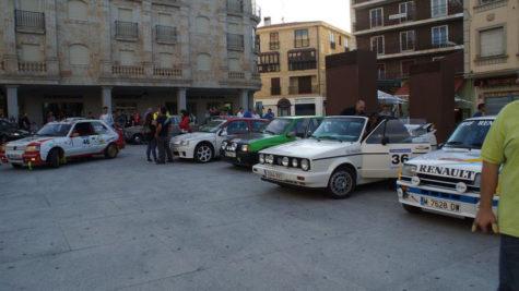 Rally Entresierras Histórico Guijuelo