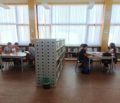 Biblioteca Municipal David Hernández