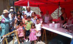 Feria de la Fresa en Linares 2017. FOTO: Archivo..