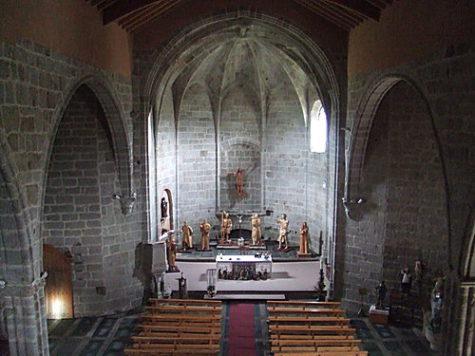 Iglesia de Fuenterroble de Salvatierra. Foto: Ayuntamiento de Fuenterroble.