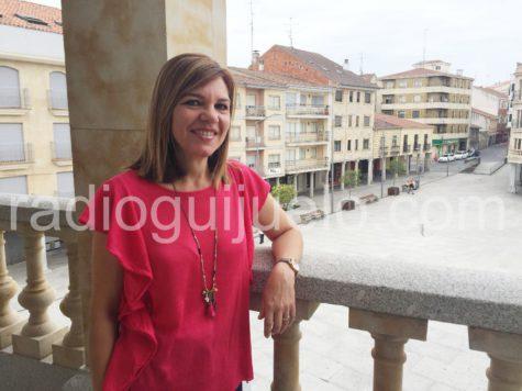 Mª del Carmen Hidalgo, pregonera de las Fiestas.
