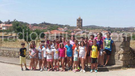 Participantes de las Semicolonias.