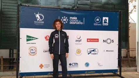 Paula Sánchez. Foto club guijuelense de tenis y pádel
