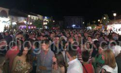 Fiestas del Carmen en Campillo. Foto archivo.