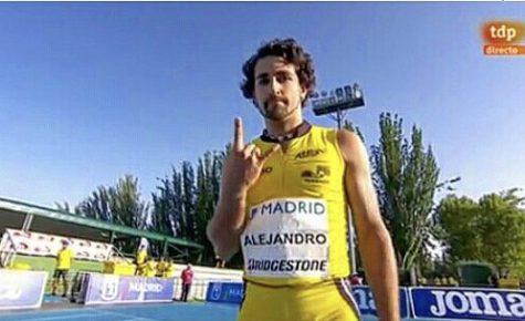 David Alejandro. Foto D.A