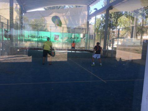 Torneo de verano de padel. Foto: Club guijuelense de tenis y pádel