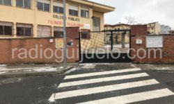 Colegio Filiberto Villalobos. Foto: Archivo.