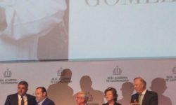 José Gómez, premio Nacional de Gastronomía Especial. Foto: Real Academia Gastronómica.