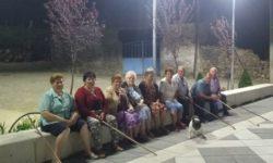 Vecinos de Berrocal de Salvatierra. Foto: Ayuntamiento de Berrocal.