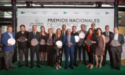 Premiados 2017. Foto:Real Academia Gastronómica.