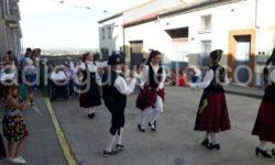 El Día del Abuelo en Guijuelo, con el grupo El Torreón.