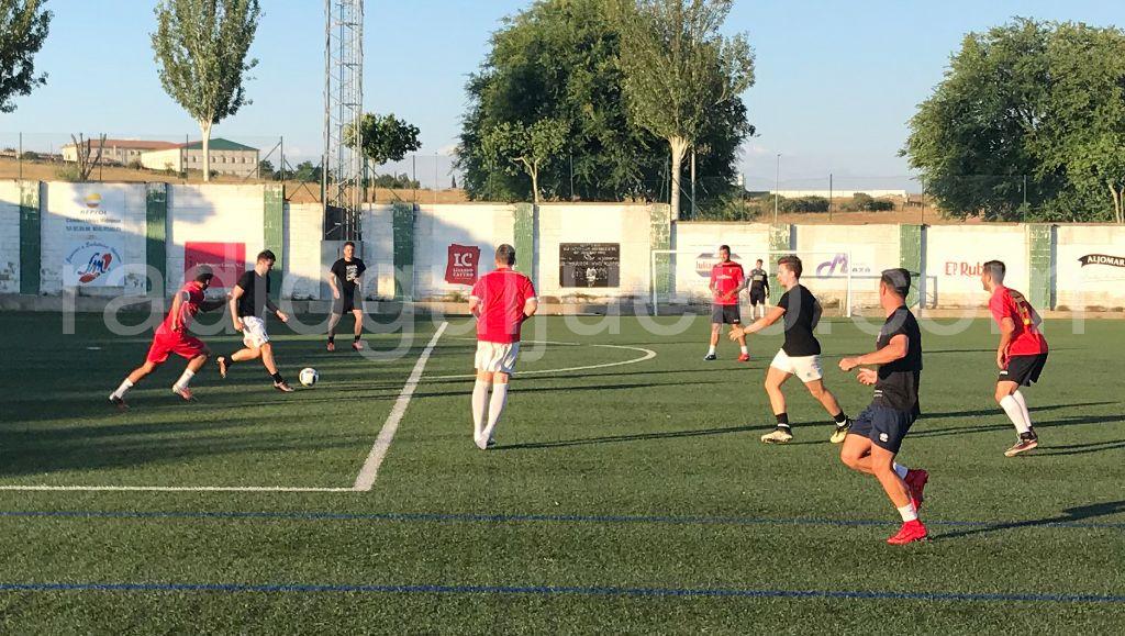 El fútbol 7 continúa en la tarde de hoy – Radio Guijuelo 107.4 FM 722d253f11351