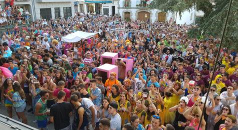 Fiestas de Los Santos. Foto TEL