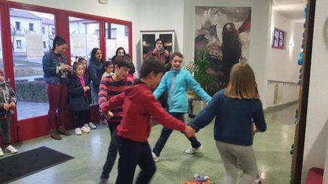 Celebración del Día de la Paz en el Centro Cultural. Foto Centro Cultural