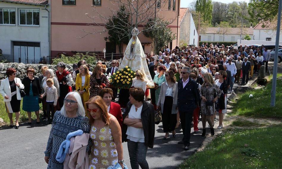 Fiesta de la Virgen del Gozo. Foto K.R.
