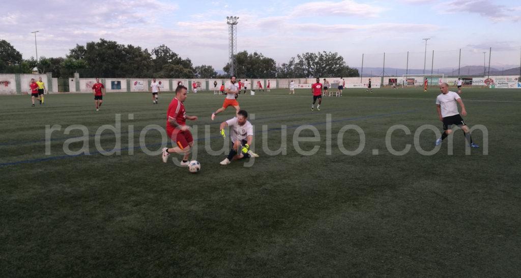 El Fútbol 7 inició los Campeonatos de verano.