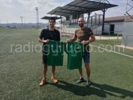 Jordi Ferrer y Juanjo García.