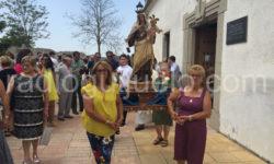 Procesión de la Virgen del Carmen de Campillo.