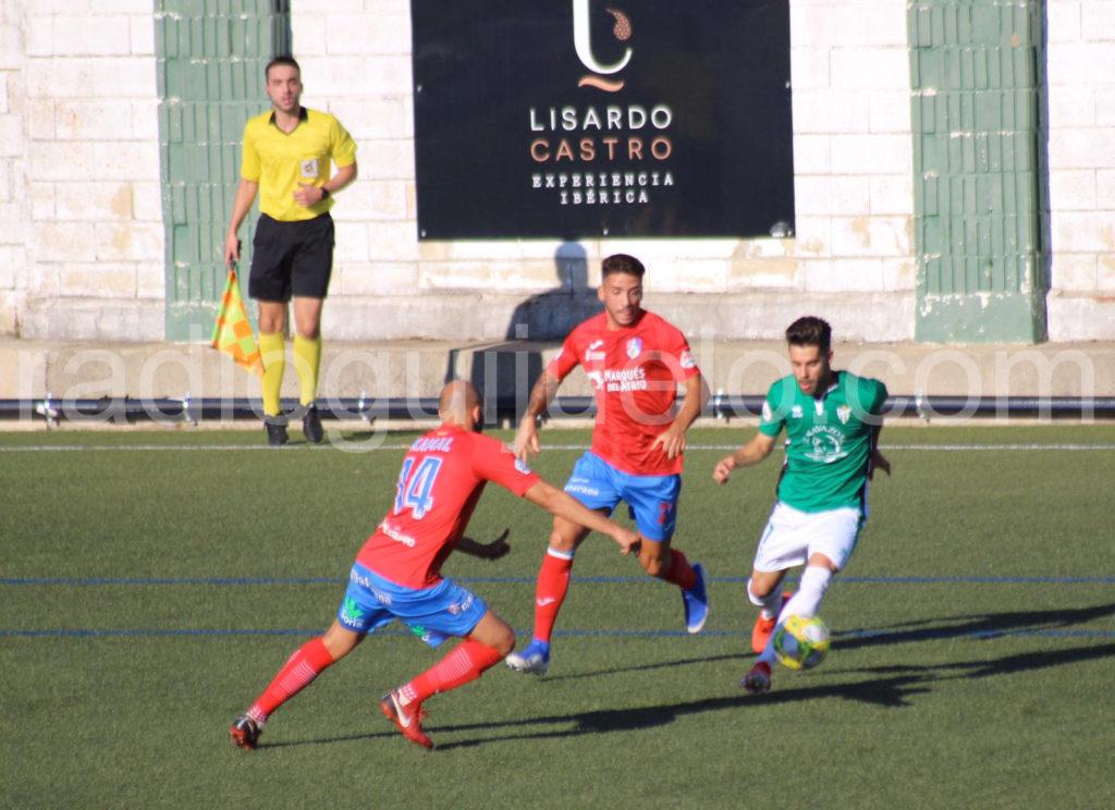 Guijuelo - Calahorra 2019