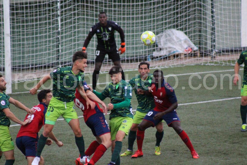 Guijuelo - Osasuna B 2019