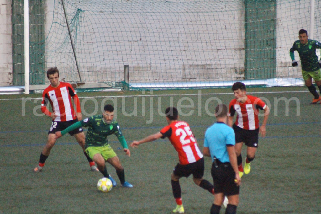 Guijuelo - Bilbao Ath 2019
