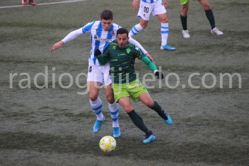 Guijuelo - Real Sociedad b 2020