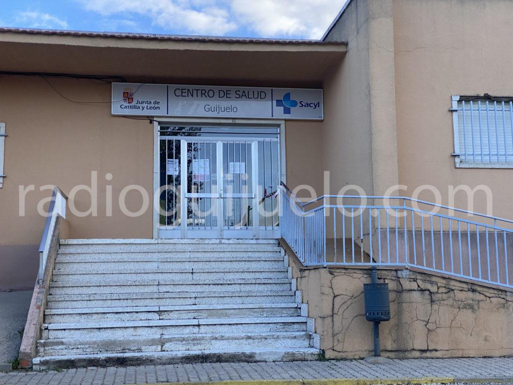 Centro de Salud de Guijuelo.