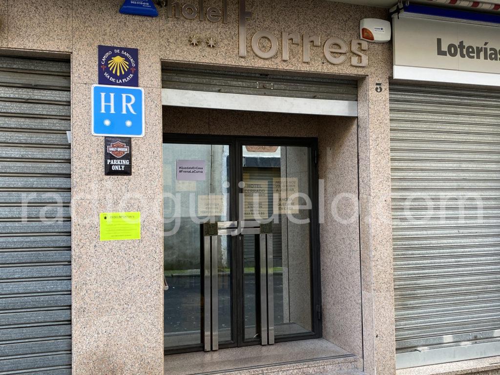Hotel Torres de Guijuelo.