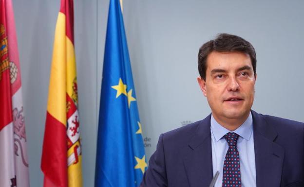 Ángel Maríano Ibañez. Foto Norte de Castilla.