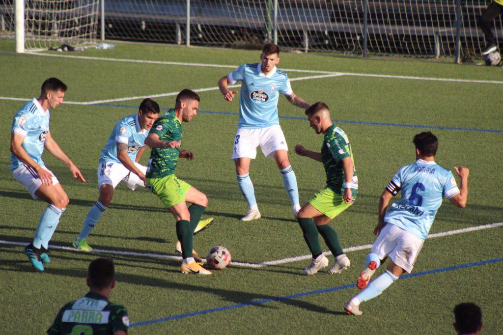 Guijuelo - Celta b 20-21
